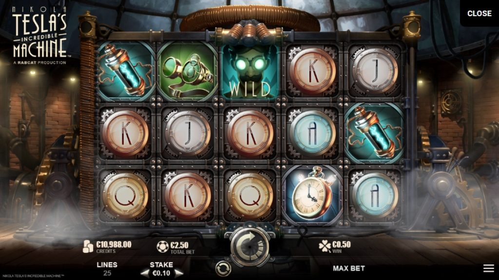 Игровые автоматы Yggdrasil