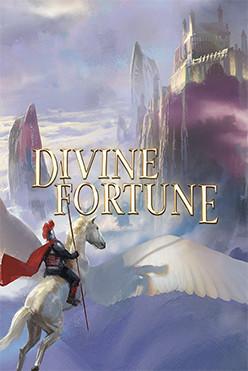 Гральний автомат Divine Fortune