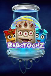 Гральний автомат Reactoonz