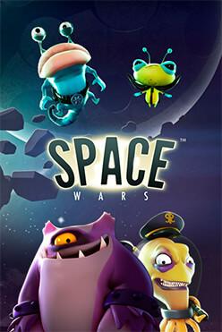 Гральний автомат Space Wars