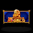 Гральний автомат 5 Lions Gold
