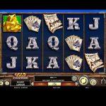Інтерфейс ігрового автомата Gold Canyon