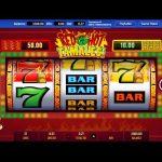 Інтерфейс ігрового автомата Red Hot Tamales