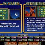 Правила гри в ігровому автоматі Red Sands