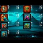 Правила гри в ігровому автоматі Scarab Stone