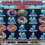 Інтерфейс ігрового автомата Shark School