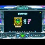 Правила гри в ігровому автоматі Storm Lords