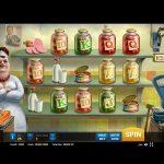 Інтерфейс ігрового автомата USSR Grocery