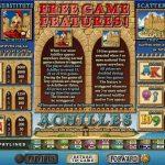 Правила гри в ігровому автоматі Achilles