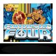 Гральний автомат Fantastic Four