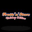 Гральний автомат Fruits n Stars Holiday Edition