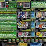 Правила гри в ігровому автоматі Green Light