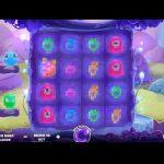 Інтерфейс ігрового автомата Jelly Boom