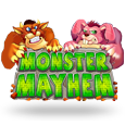 Гральний автомат Monster Mayhem