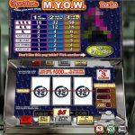 Інтерфейс ігрового автомата Operation M.Y.O.W.