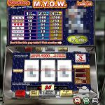 Правила гри в ігровому автоматі Operation M.Y.O.W.