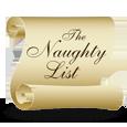Гральний автомат The Naughty List