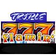 Гральний автомат Triple Flammin' 7's