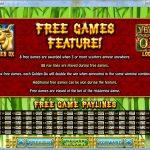 Правила гри в ігровому автоматі Year Of Fortune